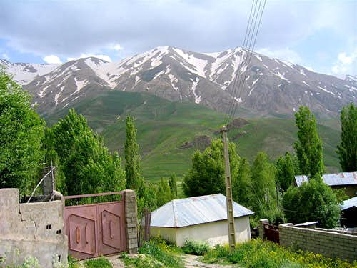 From Lasem Village