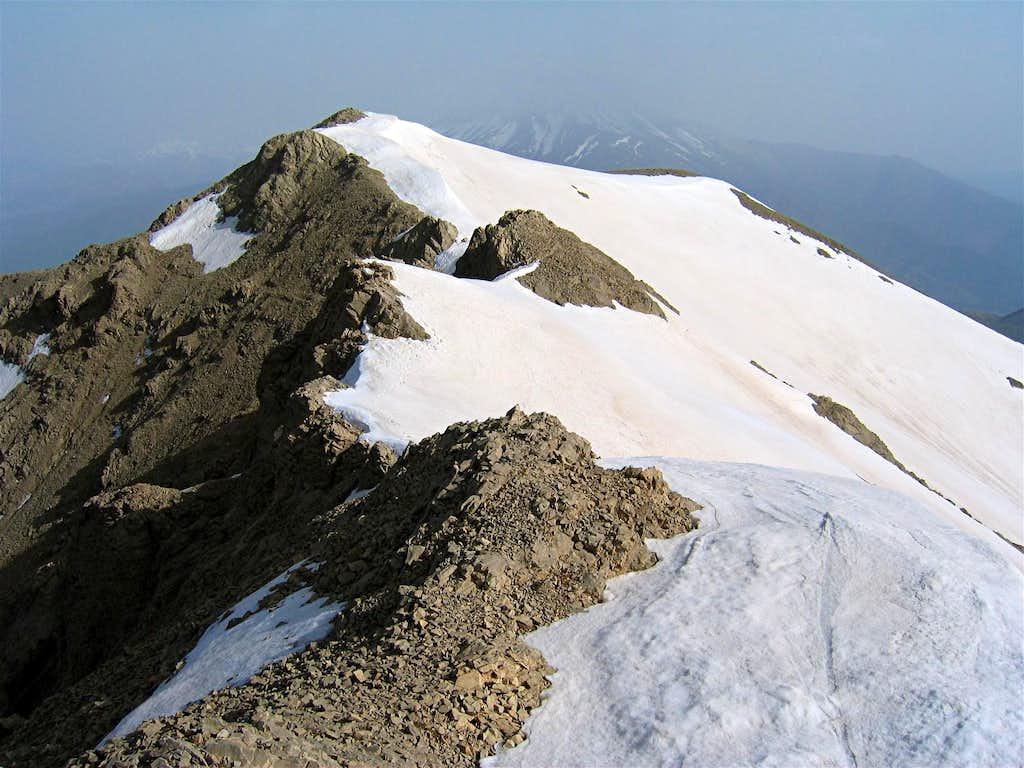 Point 4020 m