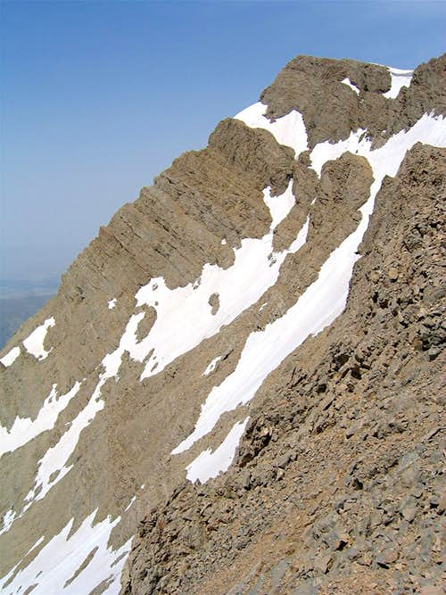 Slopes of Point 4010 m