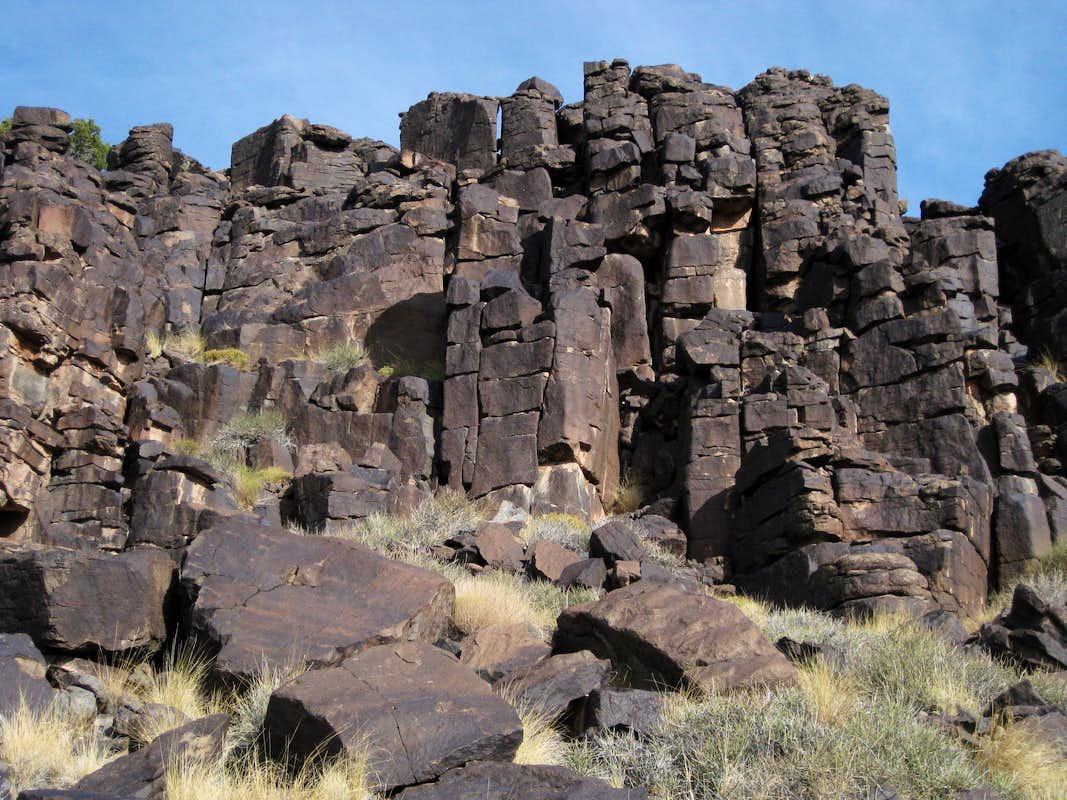Black Cliffs : Photos, Diagrams & Topos : SummitPost