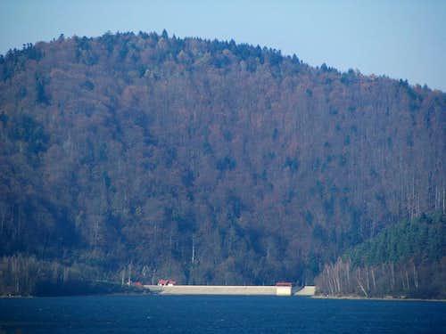 Klimowka Dam