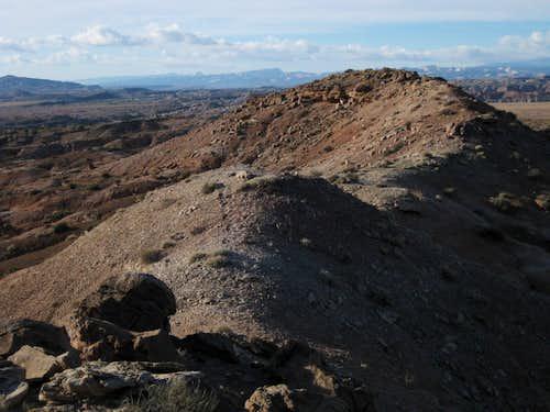 Badland Ridges