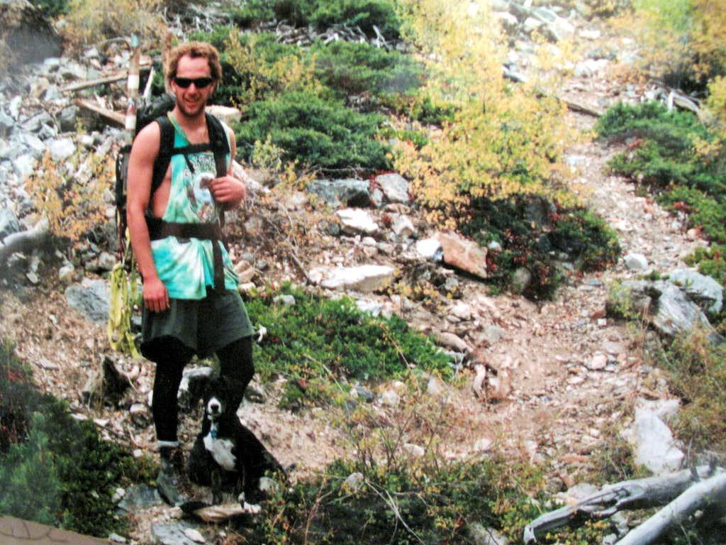 My Trail Companion, Cerro