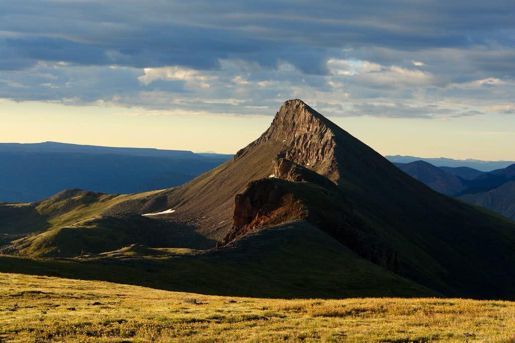 SE Ridge of Uncompahgre Peak