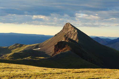 SE Ridge of Uncompahgre Peak
