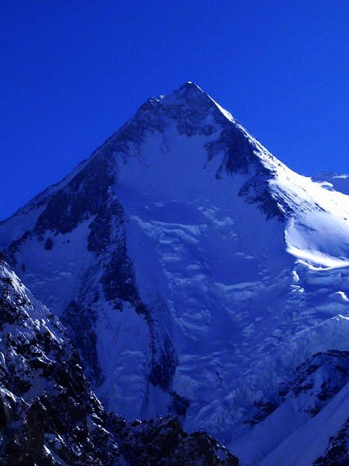 Gasherbrum-I (8068-M), Karakoram, Pakistan