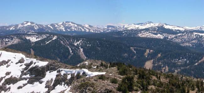 Carson Pass area including...
