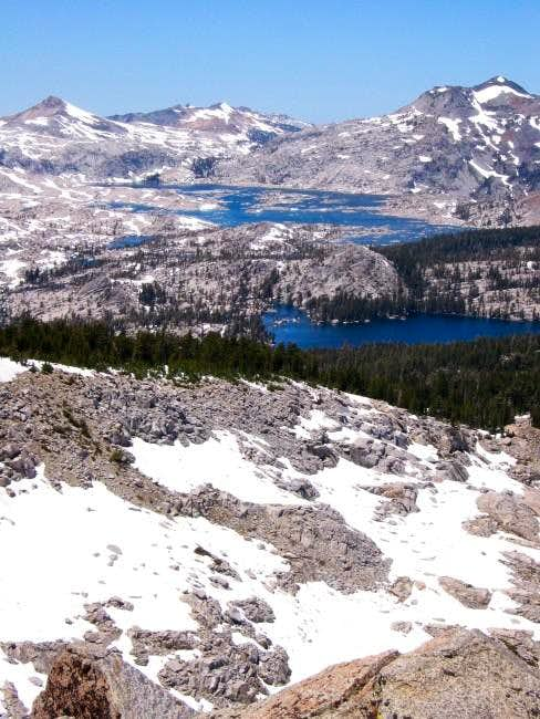 Desolation Wilderness from...