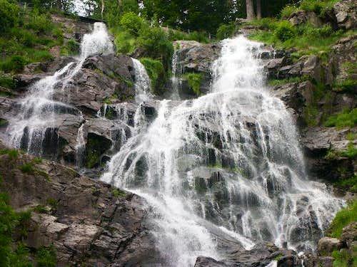 Feldberg - Waterfall of...