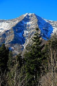 Mt. Nebo via Devil's Kitchen.