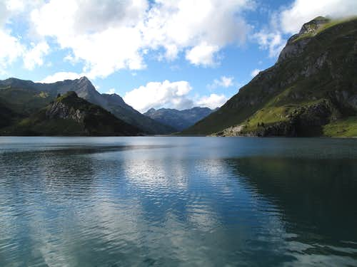 Hikes around Lech am Arlberg