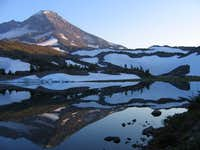 South Sister reflections