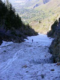 Climbing in May