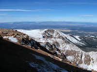 Another View NW from Pikes Peak