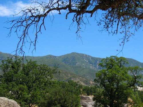 Junipero Serra Peak as seen...