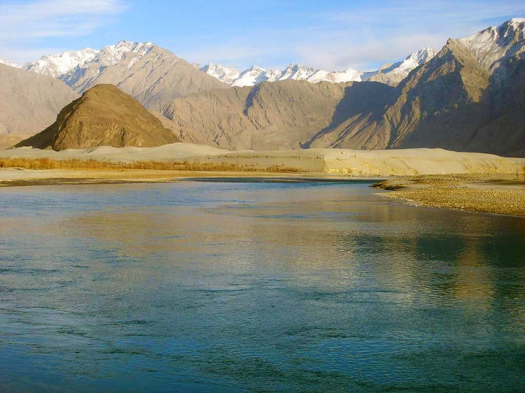 Indus River : Photos, Diagrams & Topos : SummitPost
