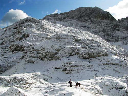 Bovski Gamsovec (2.392m)