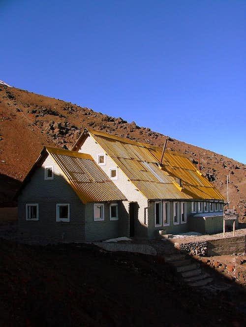 Cotopaxi Refuge.