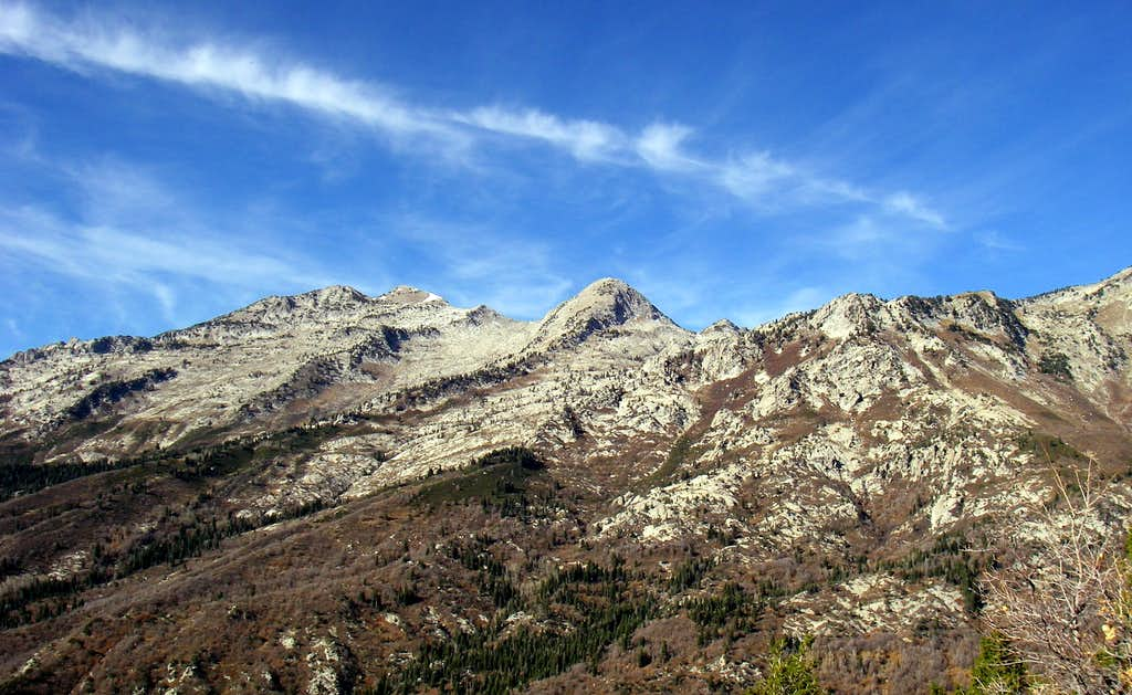 The Alpine Ridge....
