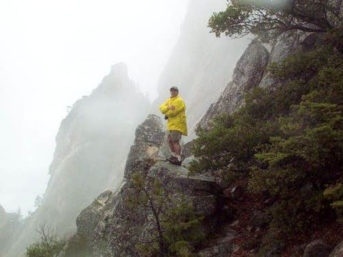 Castle Crags has spectacular...