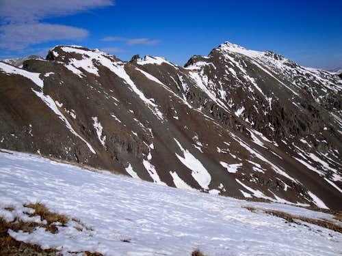 American Peak Ridge