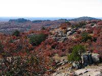 Quanah Mountain