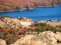 Quanah Parker Dam