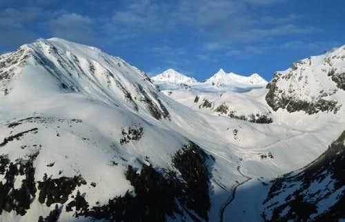 Stubaier Wildspitze (3341m,...