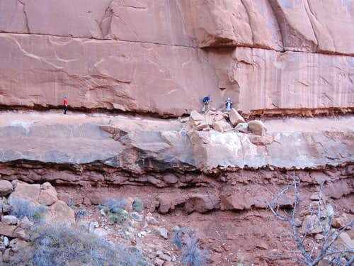 Ledge Route