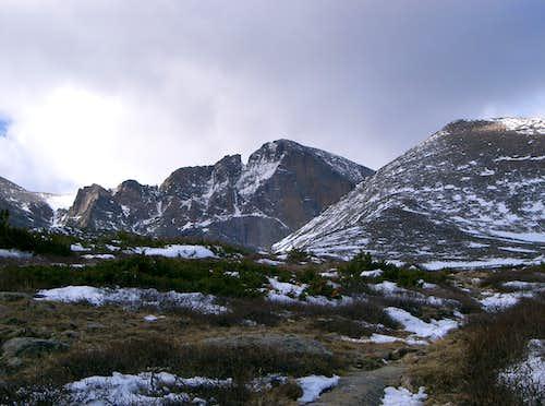 East Slopes of Mount Lady Washington.