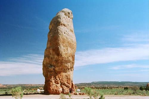 Chimney Rock - Kodachrome Basin, UT