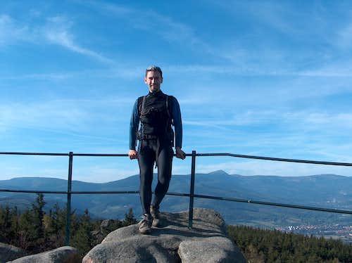 On the top of Skalnik