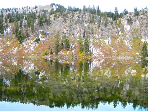 Tony Grove Lake