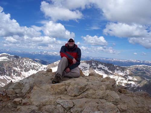 Summit Shot, Mt. Democrat