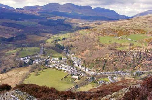 Beddgelert and Nantlle Ridge