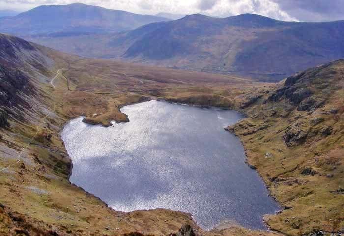 Fynnon Llugwy Reservoir
