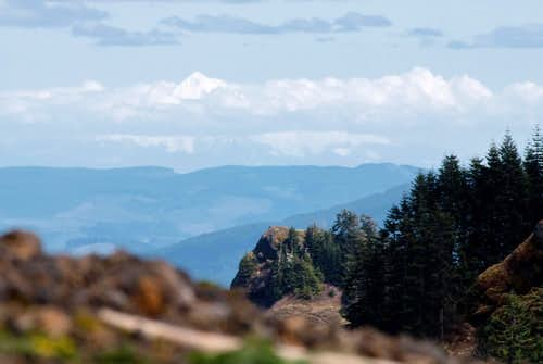 Mt. Hood from Saddle Mountain