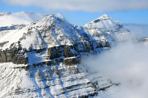 Roberts Horn and North Timp.