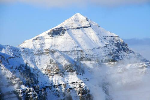 200MM view of North Timp.
