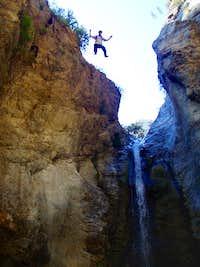 Eaton Canyon Jump