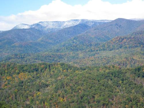 View of the High Country