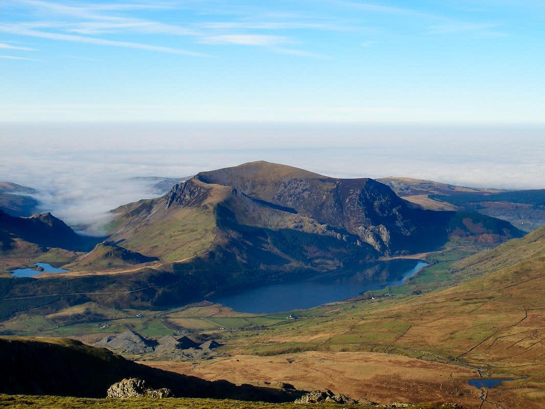 Mynydd Mawr Climbing Hiking Mountaineering SummitPost