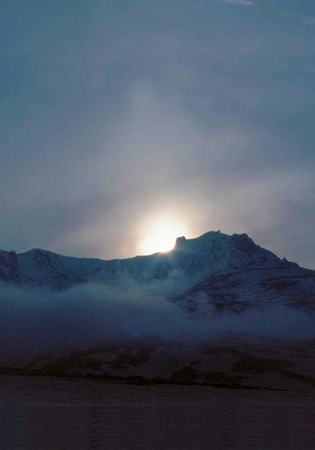 Mount Erciyes (3916 m.) This...
