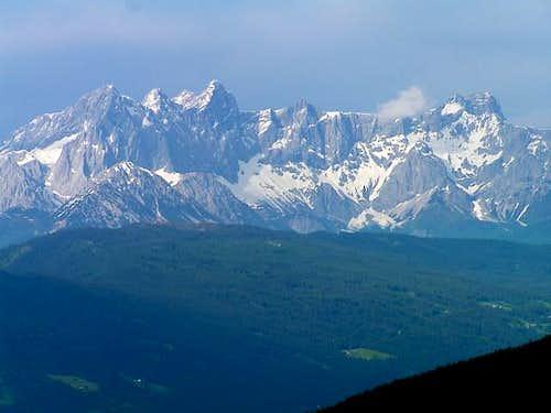 Hoher Dachstein seen from...