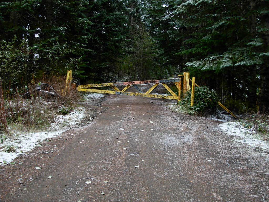 Capitol Peak Summit Road