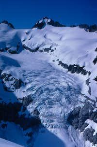 Klawatti from Eldorado Torment ridge