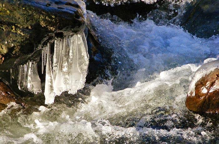 Afon Glaslyn in Aberglaslyn Pass.