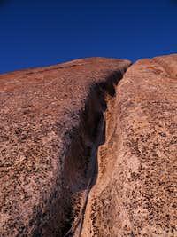 left water crack