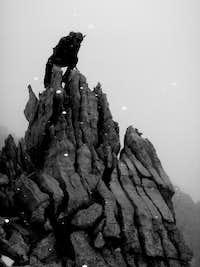 Formation on the Matterhorn
