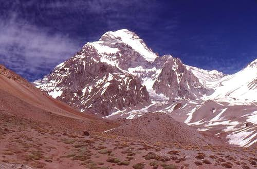 Aconcagua as it was in...